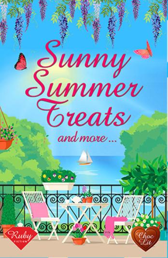 Sunny summer treats cover